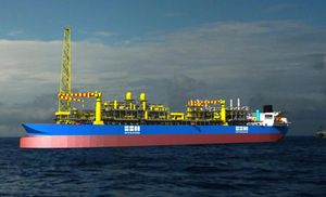 FPSO (Floating Production Storage and Offloading)