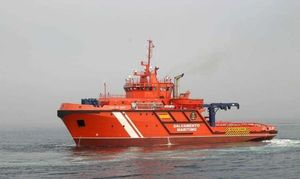 PCV - Pollution Control Vessel - Судно по контролю за загрязнением нефтью